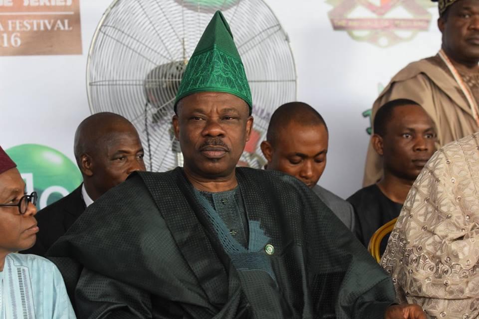 Executive Governor of Ogun State, Senator Ibikunle Amosun