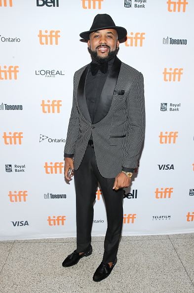 Man Crush Banky W looking dapper (Image via Getty)