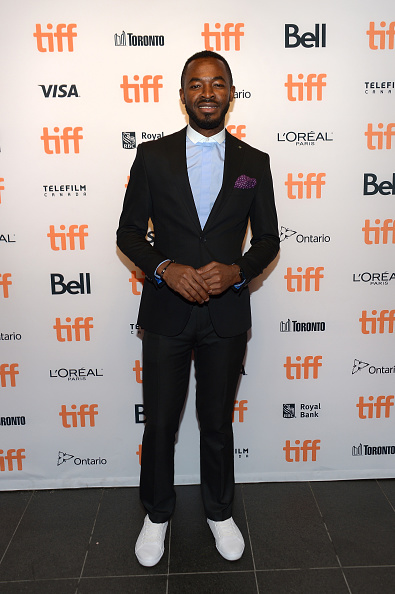 OC Ukeje looking sharp