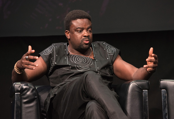 Kunle Afolayan looks as good as his movies. (Getty Images)