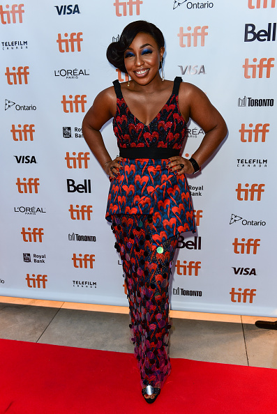 Trust Rita Dominic to always deliver on the slay. (Image via Getty)