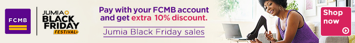 FCMB-Jumia-Black-Friday-Sales